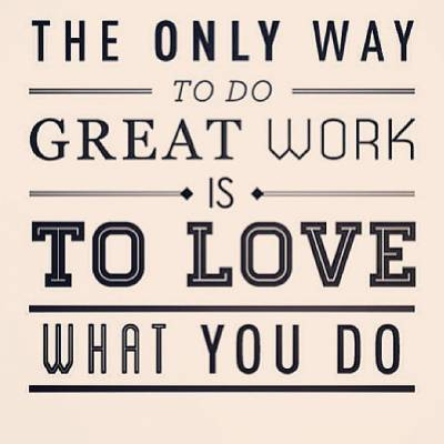 10 Steps to Doing What You Love